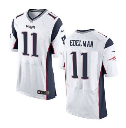 Camisa New England Patriots Julian Edelman 11 Elite - Touchdown Store b75cba235ae