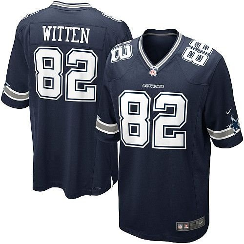 Jersey  Camisa Dallas Cowboys Jason WITTEN #82 Elite