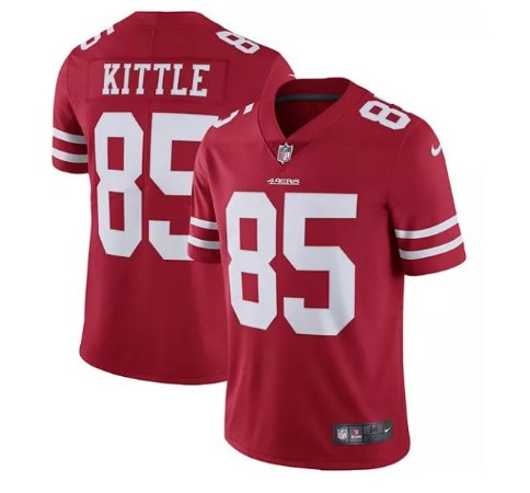 Jersey  Camisa San Francisco 49ers George KITTLE #85