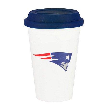 COPO DE CAFE - NFL NEW ENGLAND PATRIOTS