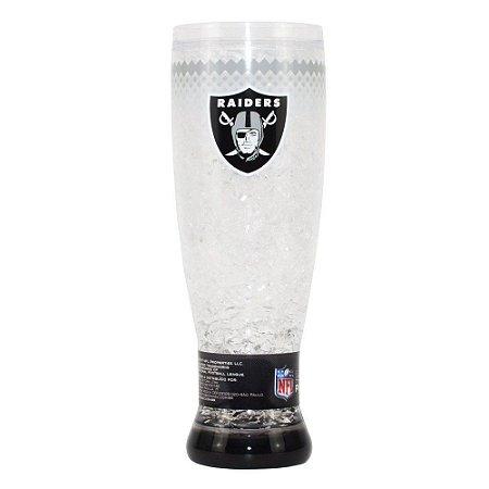 Copo Termico Chopp Ou Cerveja Las Vegas Raiders 450ml NFL