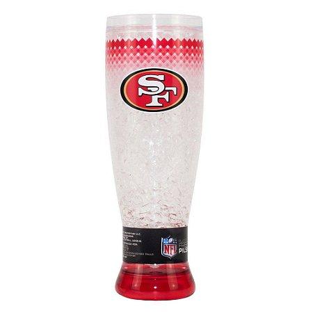 Copo Termico Chopp Ou Cerveja San Francisco 49ers 450ml NFL