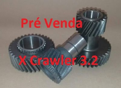 PRË VENDAS - Kit de Redução X Crawler® 3.2 para Vitara/Sidekick/Grand Vitara/Tracker