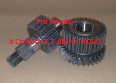 PRË VENDAS -Kit de Redução X Crawler® 2.2 para Jimny (2009-)