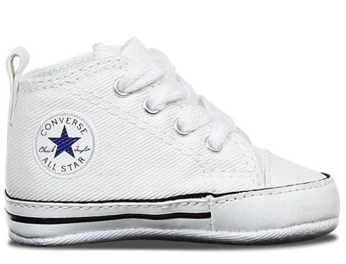 Tênis Converse Chuck Taylor My First All Star Branco