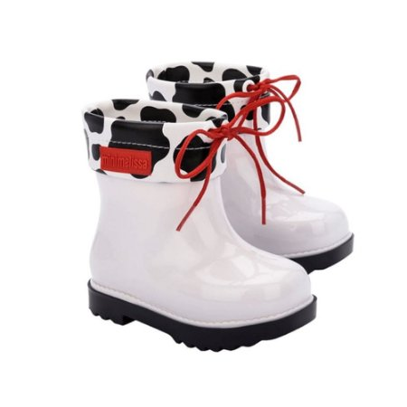 Bota Mini Melissa Rain Boot II BB