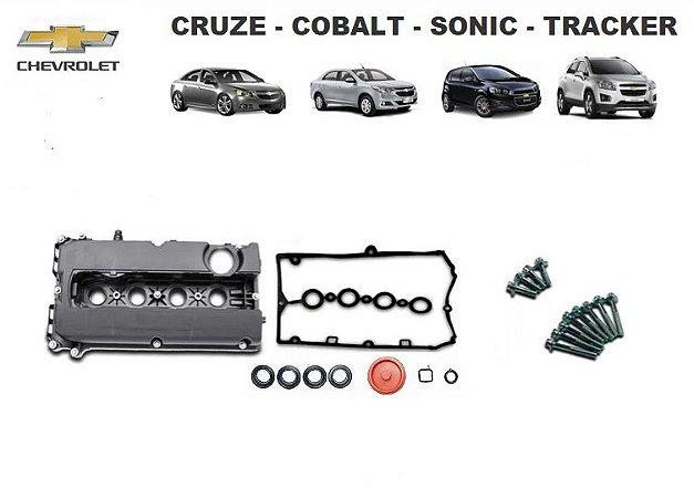 Tampa De Válvula - Cruze - Cobalt - Sonic - Tracker 1.6 1.8 Ecotec