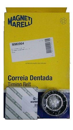 Kit Correia Dentada + Tensor Uno - Palio 1.0 - de 96 a 99 - Motor Fiasa