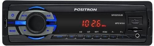 Player Automotivo Positron MP3 USB / Cartão - SP2210UB Slim