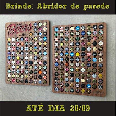 Kit para 215 tampinhas + Abridor de BRINDE