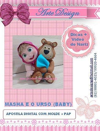 APOSTILA DIGITAL MASHA E O URSO BABY