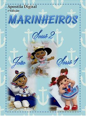 Apostila Digital Marinheiros - 1 Ed. Bonecos (videoaula)