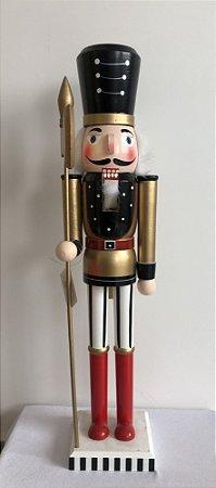 Soldado Quebra Nozes - 61 cm - Para Espetáculos