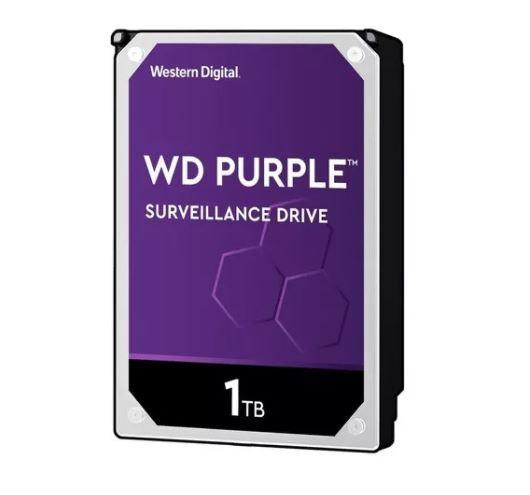 HD WESTERN DIGITAL WD10PURZ PURPLE