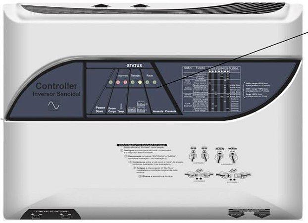 Nobreak Senoidal Sistema PRO-S 3000S-48 - 3000W