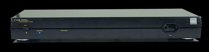 Condicionador De Energia Com Filtros EMI/RFI CDR1500ex -  Savage