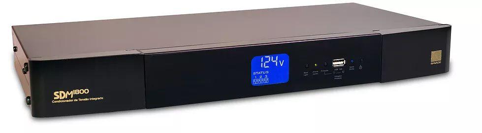 Condicionador De Energia Com Filtros EMI/RFI SDM1800S1ex - Savage