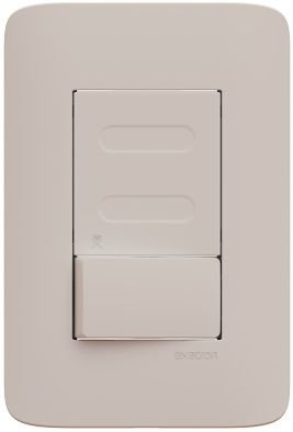 Smart Dimmer Touch 4x2 Inteligente - Linha MyHouse Exatron