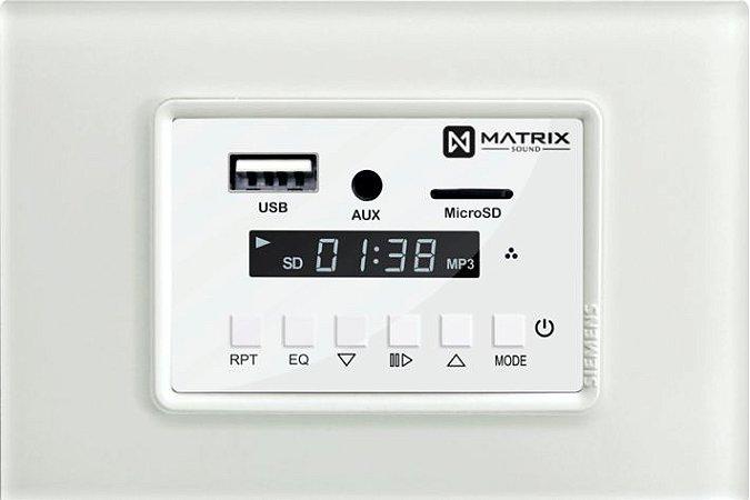 Wall Sound Player - Matrix Control