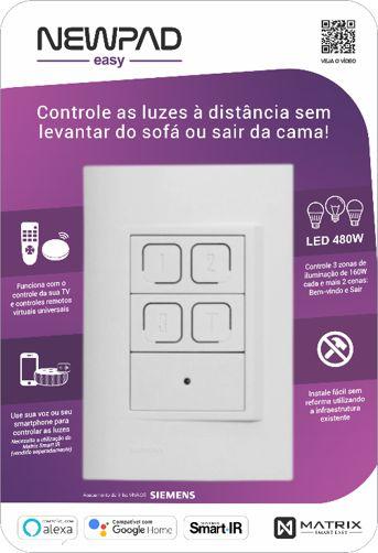 NEWPAD EASY SIMPLES - Matrix Control