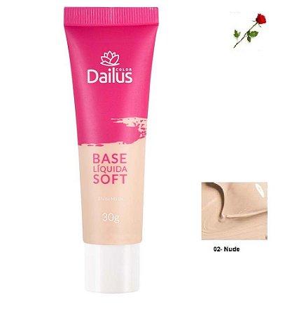 Base Matte Soft Dailus 02 Nude