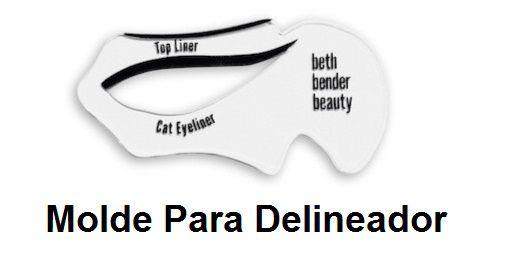 Stencil - Molde para Delineador