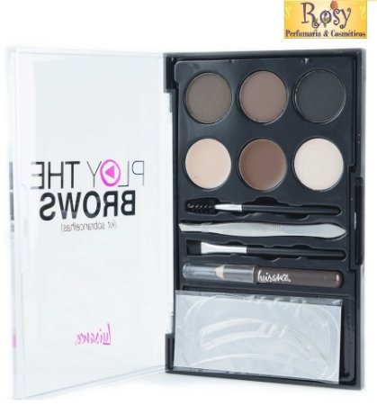 Play The Brows - Kit Sobrancelhas Luisance
