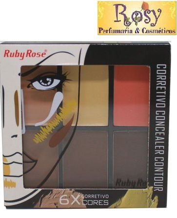 Corretivo Concealer Contour Medium - Ruby Rose