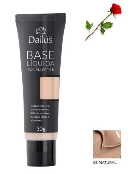 Base liquida 06 Natural Dailus