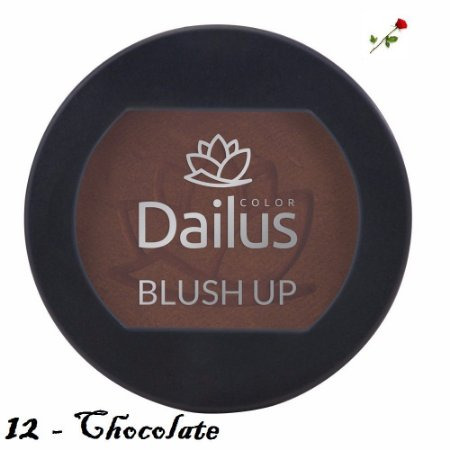 Blush Up Dailus 12 Chocolate