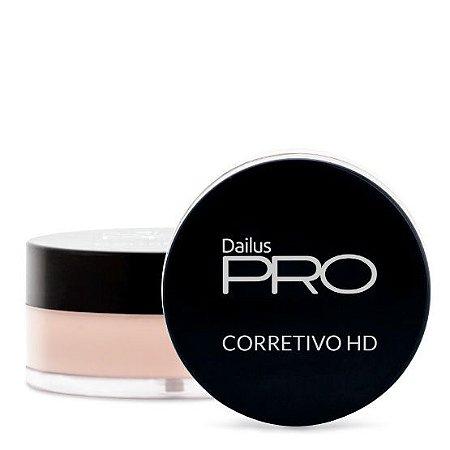 Corretivo HD Dailus Cor 12 - Claro Bege