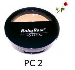 Po Compacto Ruby Rose - PC2
