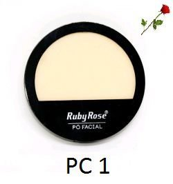 Po Compacto Ruby Rose - PC1
