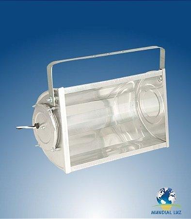Refletor para Lampada Eletronica Até 200w
