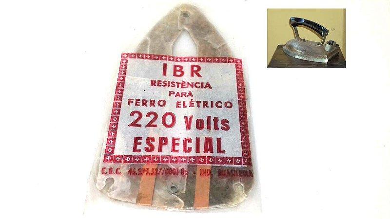 Resistência para Ferro elétrico de passar roupa antigo 220 v
