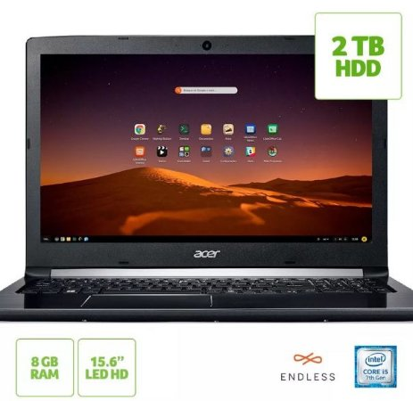 Notebook Acer Aspire 5 A515-51-51jw Intel
