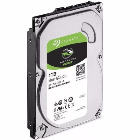 Hd 1tb Seagate Sata 1tera Barracuda 7200rpm 3.5'' P/ Pc Dvr