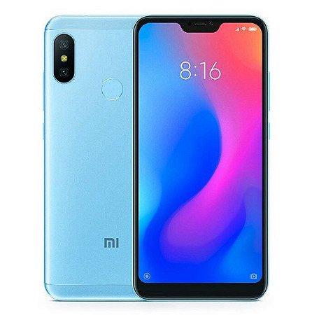 Celular Xiaomi Mi A2 Lite 64gb/4gb Ram (Azul)