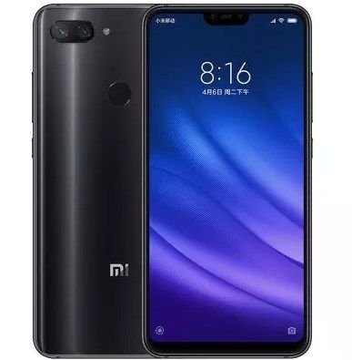 Celular Xiaomi Mi 8 Lite 64gb/4gb Ram