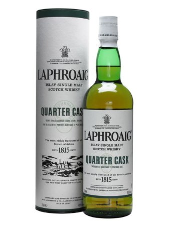 Whisky Laphroaig Quarter Cask 48% 750ml - Original Com Box