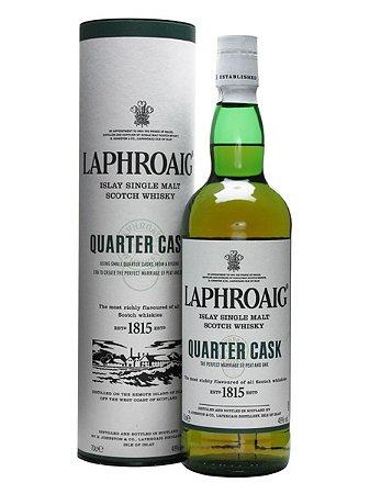 Whisky Laphroaig Quarter Cask 48% 750ml - Original Com Box