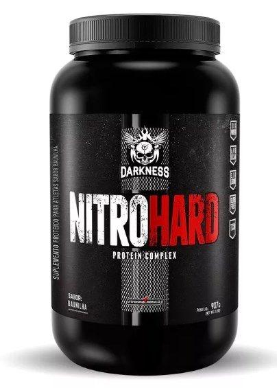 Whey Nitro Hard 907gr Darkness -INTEGRALMEDICA