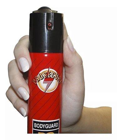 Spray De Pimenta Extra Forte gás lacrimogênio 110ml Defesa Pessoal