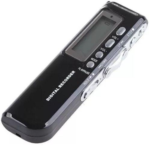 Gravador digital (ambiente e telefone) 1080 Horas