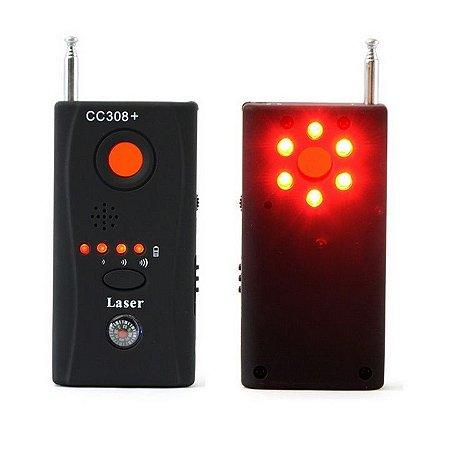 Detector laser de câmeras e escutas - Contra-espionagem