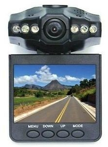 Câmera Filmadora Veicular DVR
