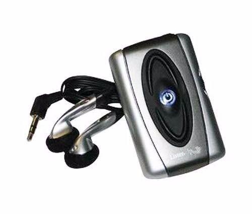 Amplificador Auditivo - Ouça conversas à distância