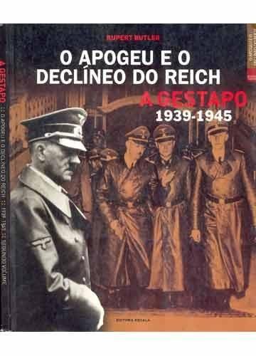 Livro A Gestapo 1939 1945