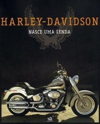 Livro Harley Davidson