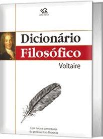Livro Dicionario Filosofico de Voltaire